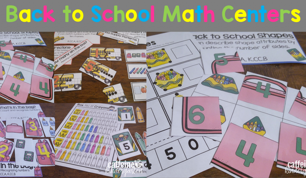 back-to-school-math-centers