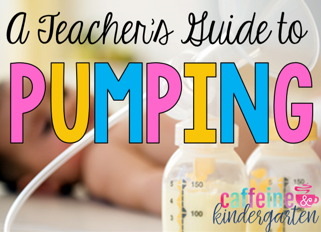 Teaching and pumping