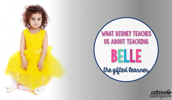 What Disney Teaches Us About Teaching: Belle and the Gifted Child