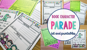 book parade cover