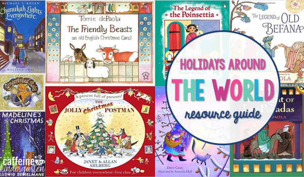 Holidays Around the World Resource Guide