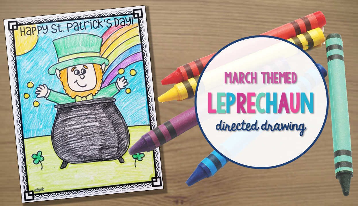 Blog Cover Leprechaun